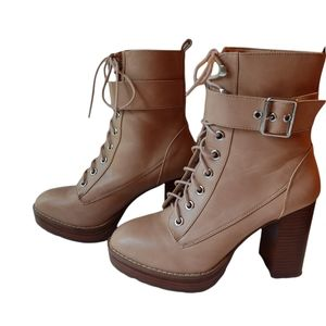 Urban Outfitters Lace-up Boots